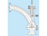 02形 アングル形調節弁CLAタイプ