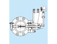 12-1形 フランジ形鋳造バタフライ弁