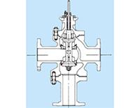 04形 三方調節弁(分流)80A〜250A