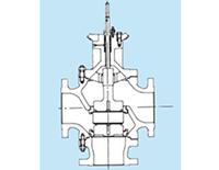 04型 三通调节阀(分流)20A〜65A
