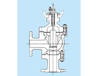 Model 02 Angle Type Control Valves CSV Type