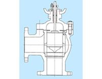 Model 02 Angle Type Control Valves GCV Type