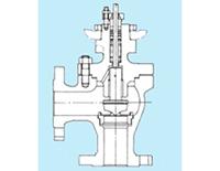 Model 02 Angle Type Control Valves GPP Type
