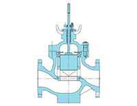 Model 83 Cage Guided Type Control Valves
