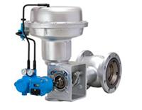 Model 2992 Eccentric Rotary Plug Valves GYROLL®