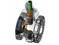 Model 95 Anti-Clogged Eccentric Rotary Plug Valve