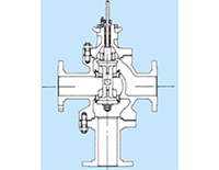 Model 04 Three-Way Control Valves (Diverting) 80mm to 250mm